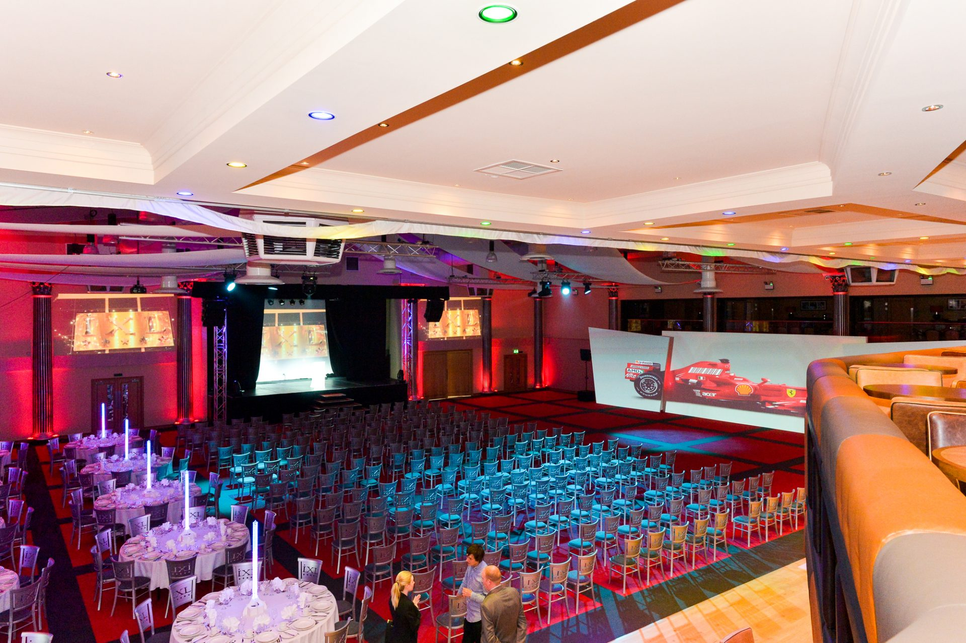 The best launch party venue the IXL Events centre