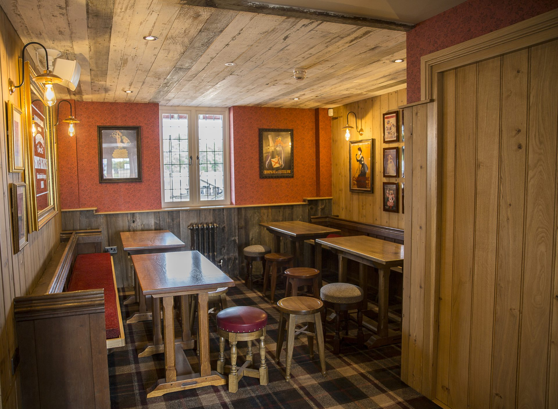 The Millstone Hare has Child friendly areas for families to enjoy