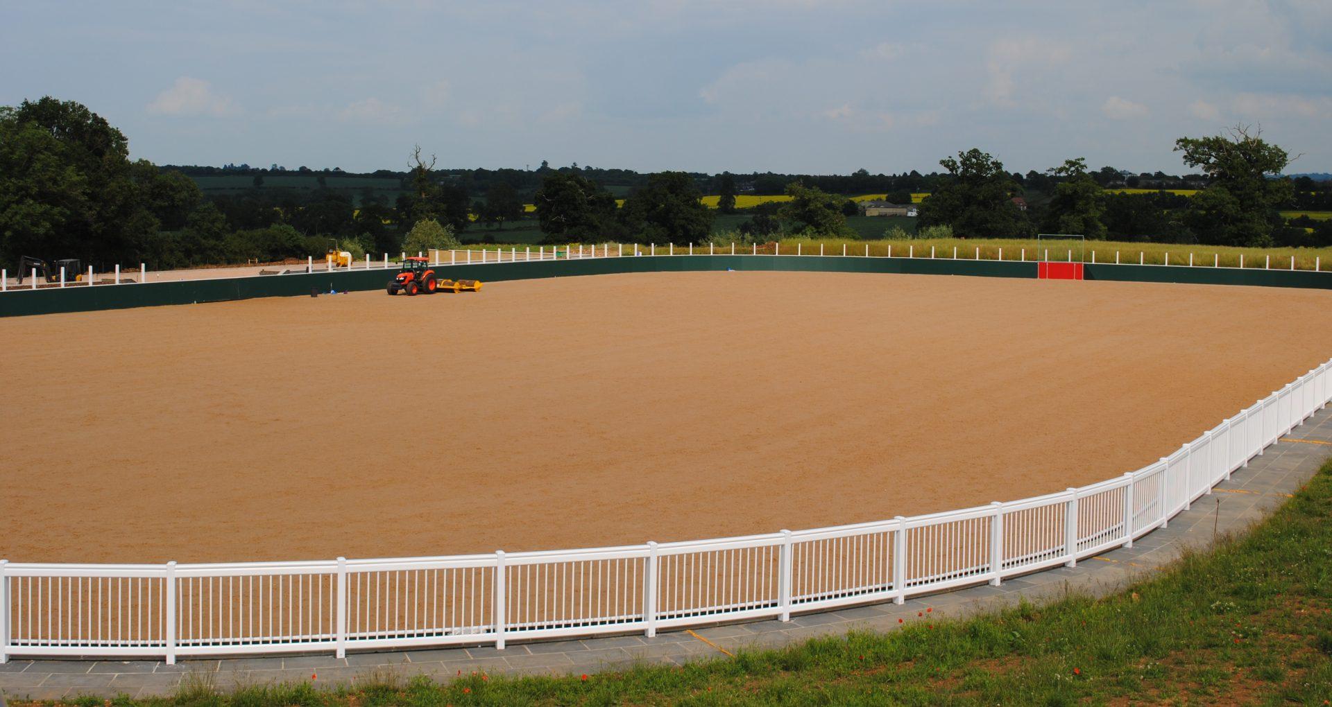 DBPC SuperArena - equine arena for hire