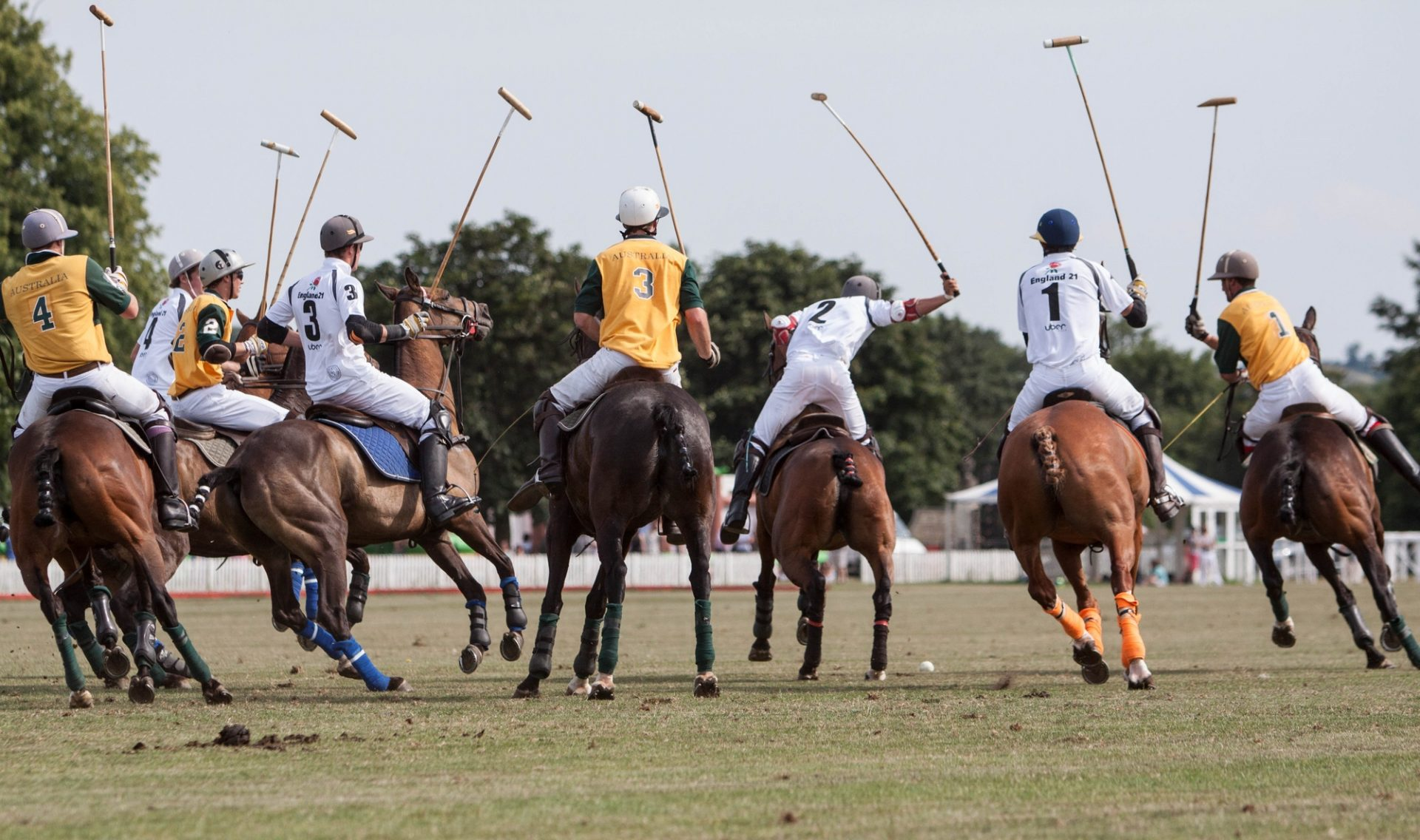 Polo Players Common Injuries