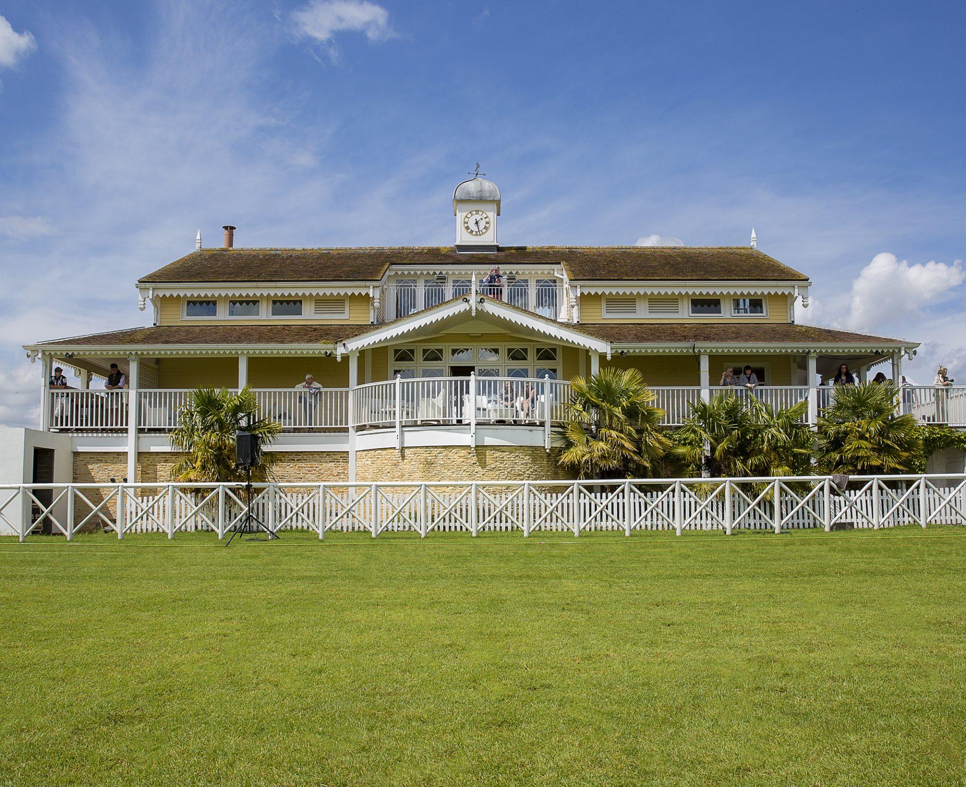 Dallas Burston Polo Club - Towards Club House