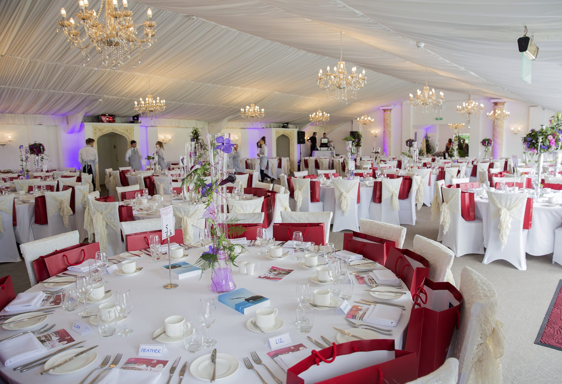 Golden Jubilee Venue available for Asian weddings