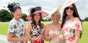 Mothers day treat at ladies day