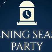 DBPC Opening Season Party 2018 Poster
