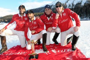 st moritz Snow Polo World Cup Winners