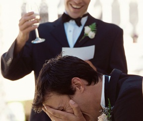 Duties of a best man - speech