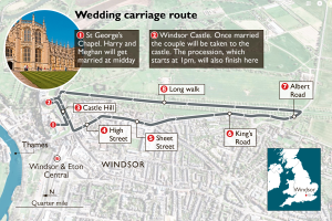 Royal-wedding-route