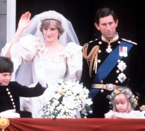 Charles and Diana Celebrity Wedding