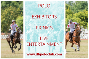 Polo in the park 2018 flyer