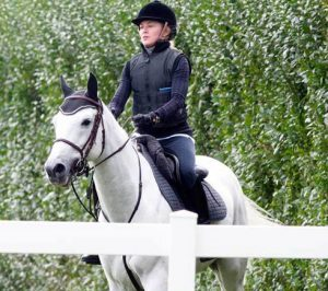 Music Legends Love Horses - Madonna riding