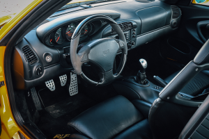 Porsche Sale -interior shot- Silverstone Auction 2018