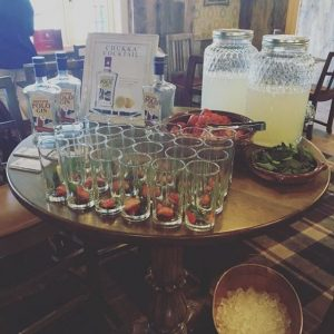Wedding trends - Drink Stations