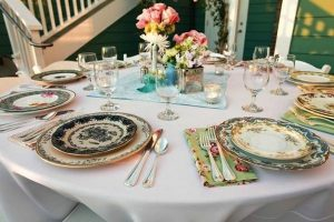 Vintage China Wedding trend