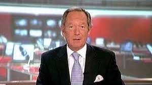 Famous News reader Michael enjoys polo