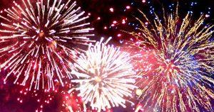 fifth November fireworks