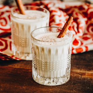 christmas tipple Eggnog