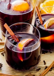 christmas tipple mulled wine
