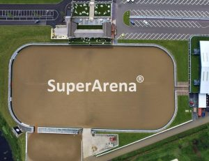 Hire The SuperArena - All Weather Arena Warwickshire view layout from above