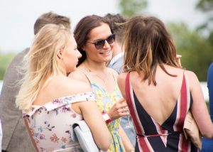Polo days are ideal for memorable corporate hospitality events