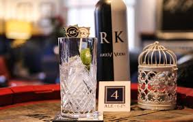 RK Vodka flowing at Charlotte's Trophy