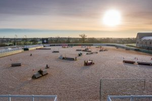 Hire The SuperArena - All Weather Arena Warwickshire with Jumps