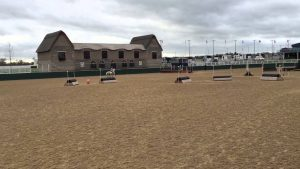 Super Arena ready for Super Pink Arena Eventing 2019
