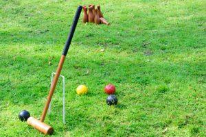 Classic Garden Game - Croquet