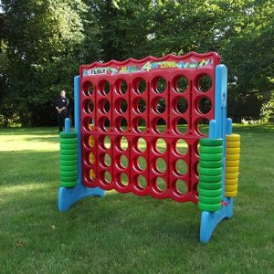 Garden games Giant Connect 4