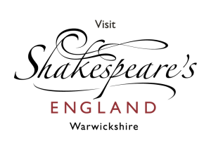 Shakespeares England Logo - Major Richard Carney MBE