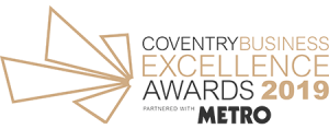 Coventry Business Excellence Awards 2019 Logo