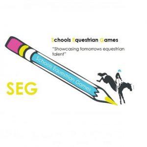 Schools Equestrian Games 2020 logo