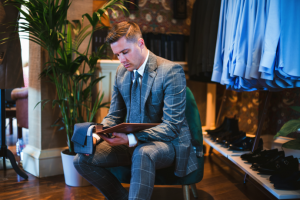 Richard George Tailoring - high-end suits